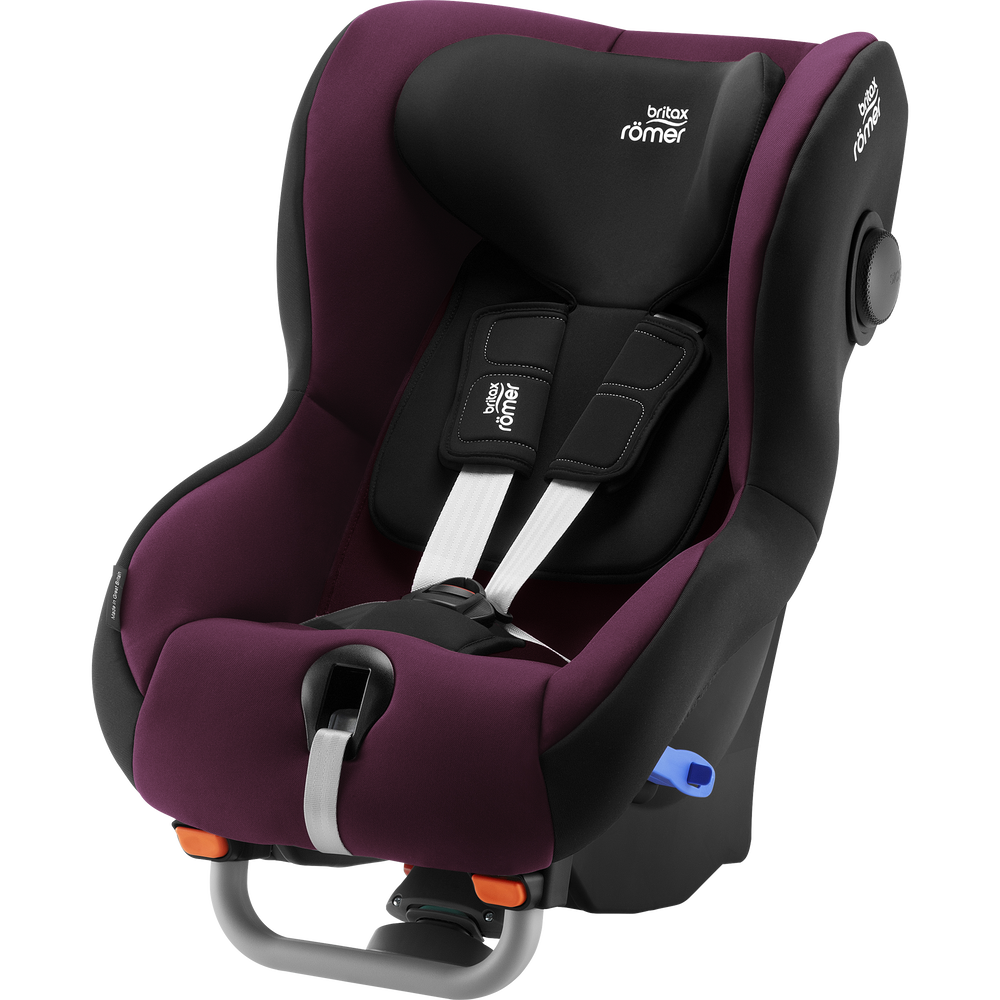 Britax Romer Cadeira Auto Max-Way Plus - Burgundy Red