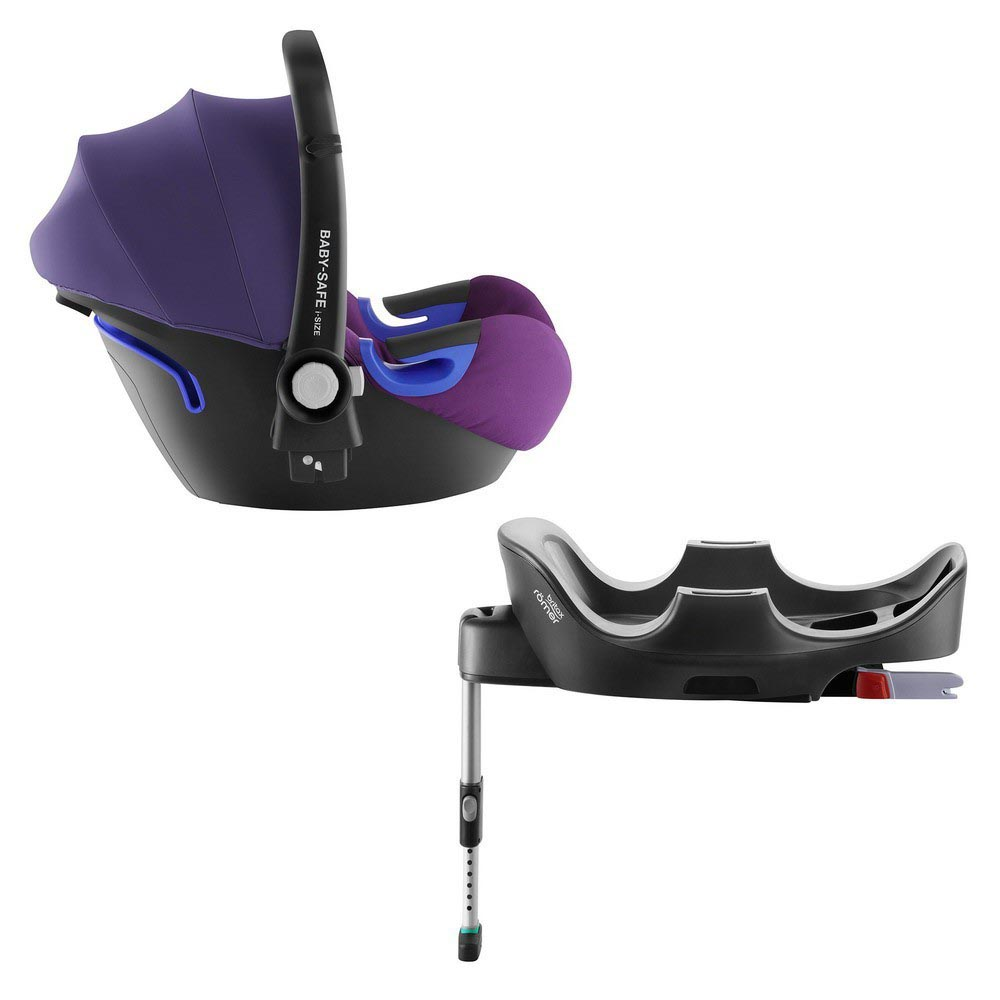 Britax Romer Cadeira Auto Pack Baby-Safe i-Size - Mineral Purple