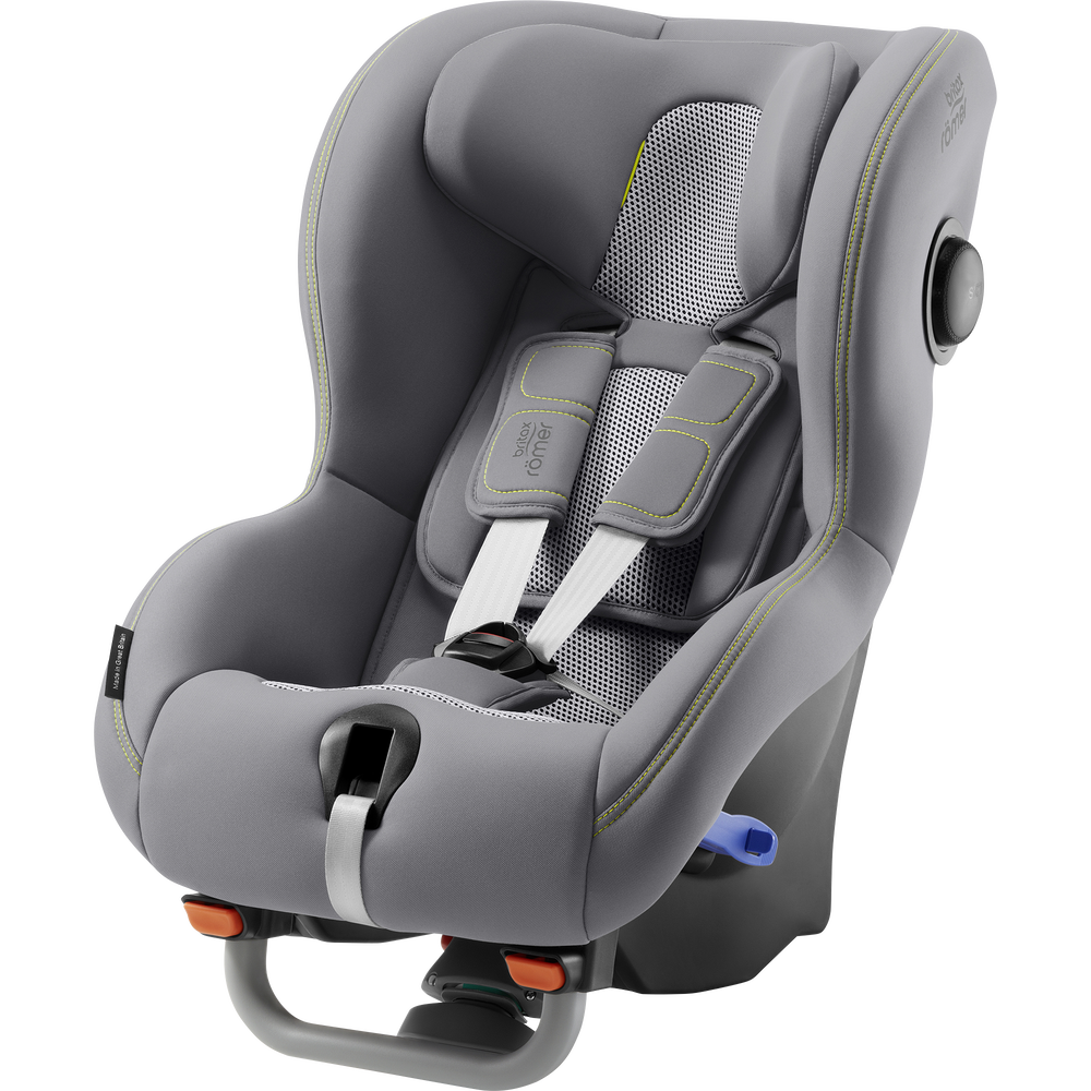 Britax Romer Cadeira Auto Max-Way Plus - Cool Flow Silver