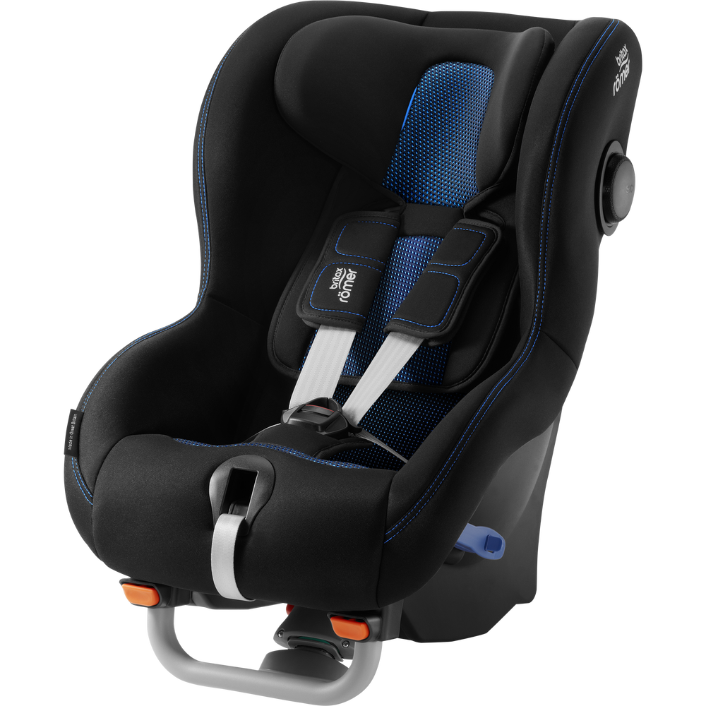 Britax Romer Cadeira Auto Max-Way Plus - Cool Flow Blue