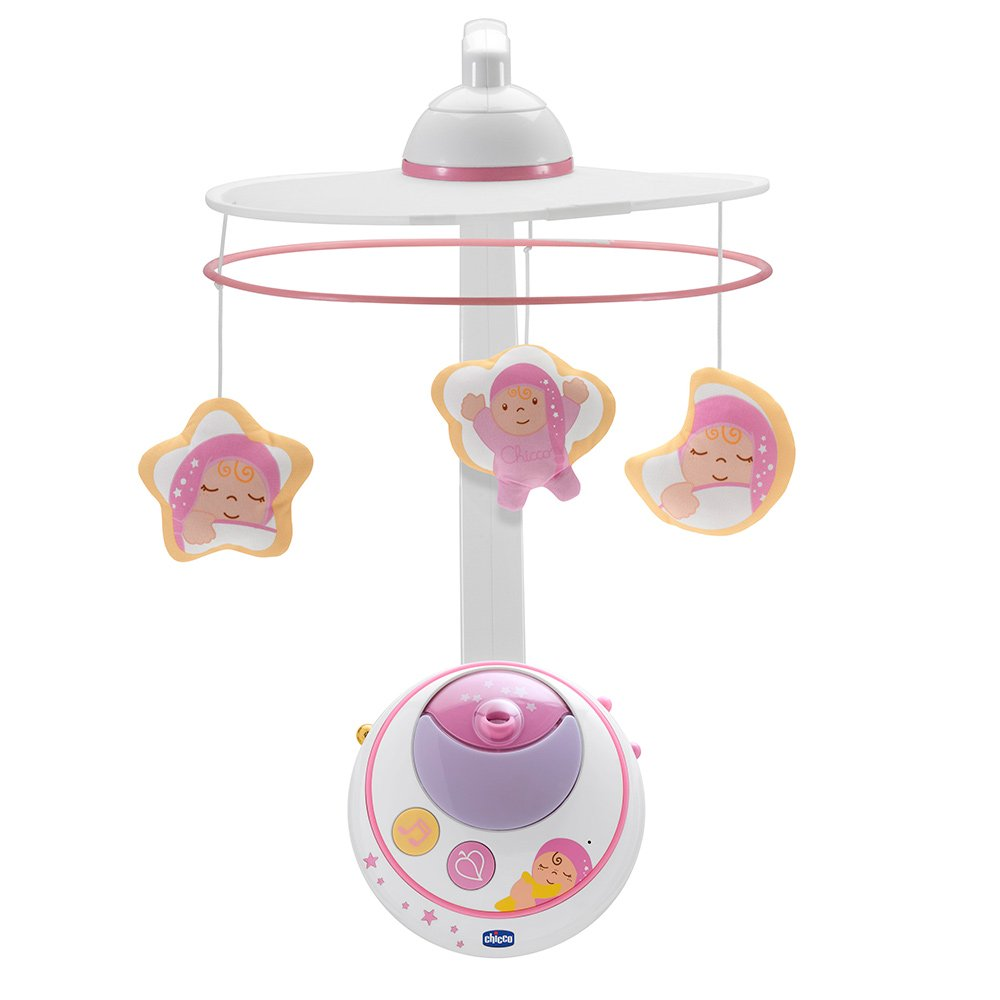 Chicco First Dreams Mobile - Rosa