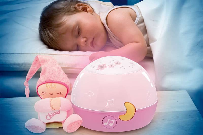 Chicco First Dreams Projector Goodnight Stars - Rosa