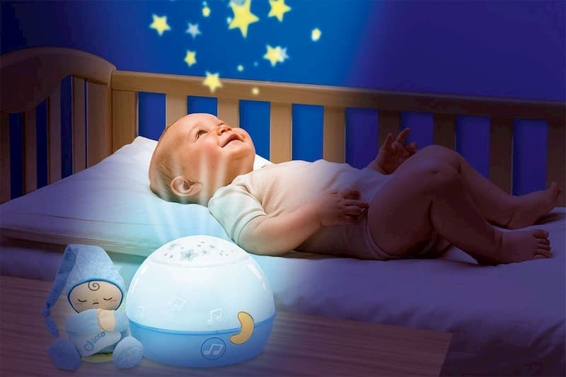 Chicco First Dreams Projector Goodnight Stars - Azul