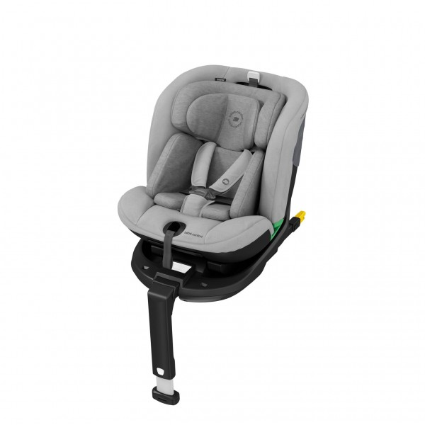 Bebe Confort Cadeira Auto Emerald c/ Base Isofix - Authentic Grey