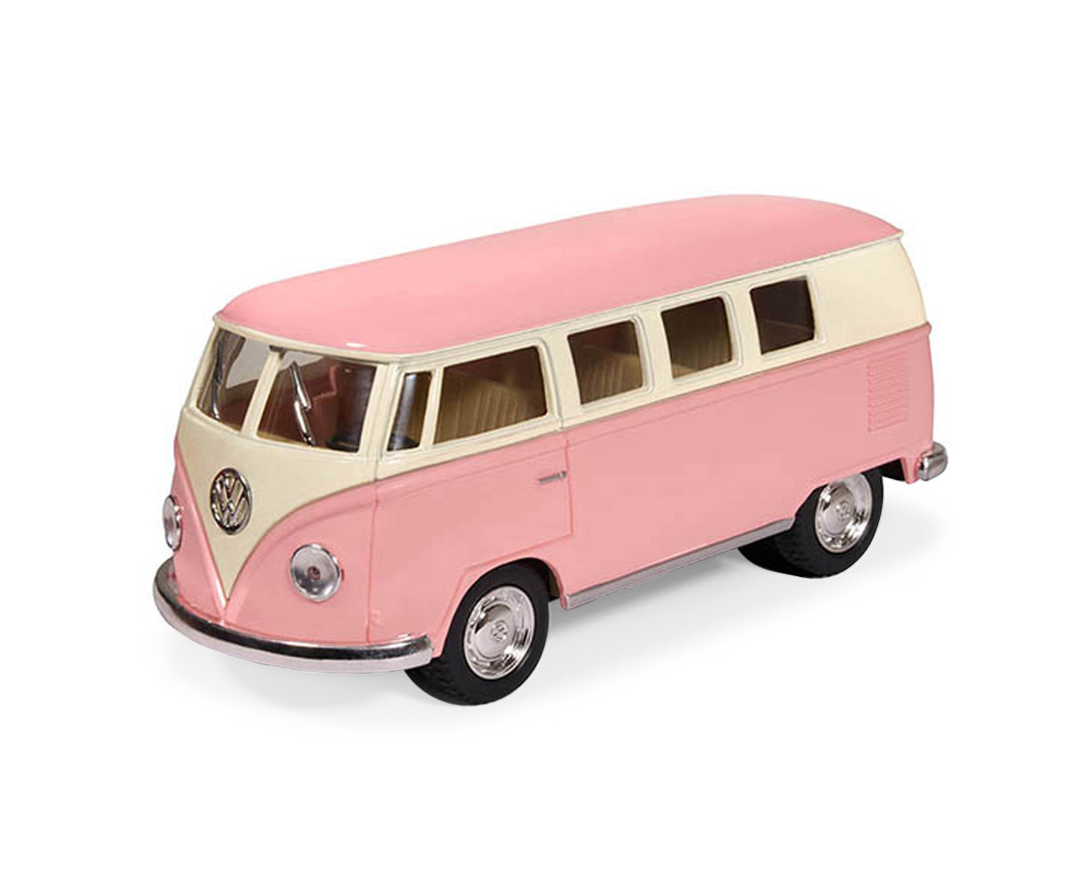Carrinha Volkswagen Classical - Rosa